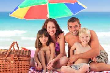 Seguro de Viaje para la Familia